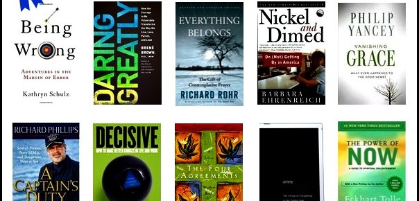 10 Favorite Books of 2014