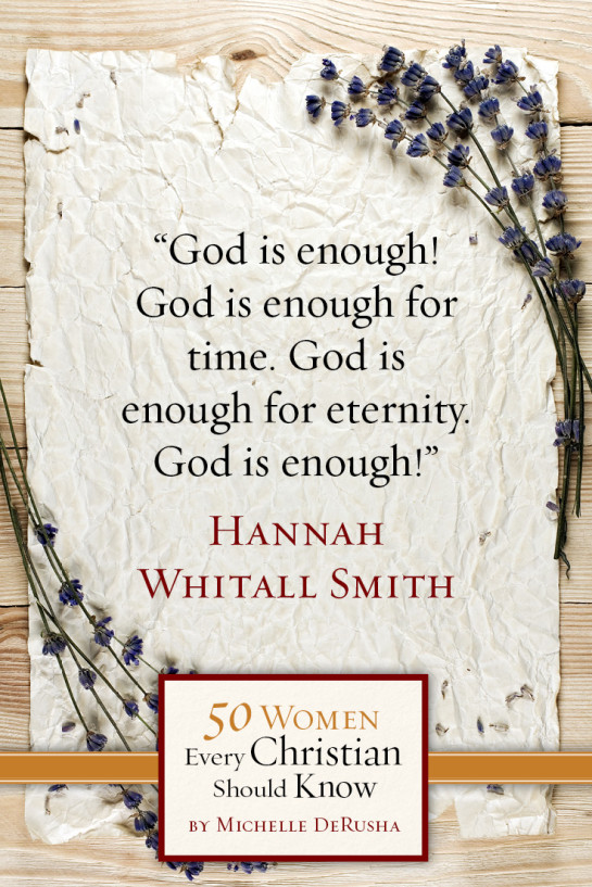 50WomenHannahWhitallSmith