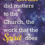 You know God and Jesus. But what about the Holy Spirit?