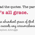 Want More Grace? Quotes, Books, & a Giveaway