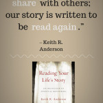 Spiritual Friendships as Story