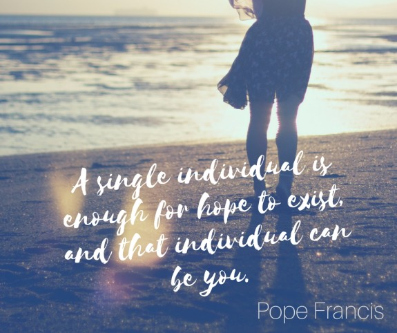 Single-Individual-Pope-Francis