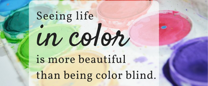 Color Blind? Us vs Them