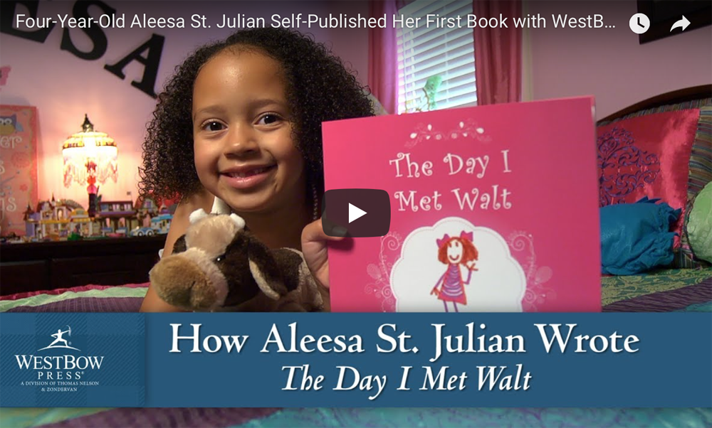 Four-Year-Old-Aleesa Self-Published