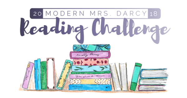 Modern Mrs Darcy Reading Challenge 2018
