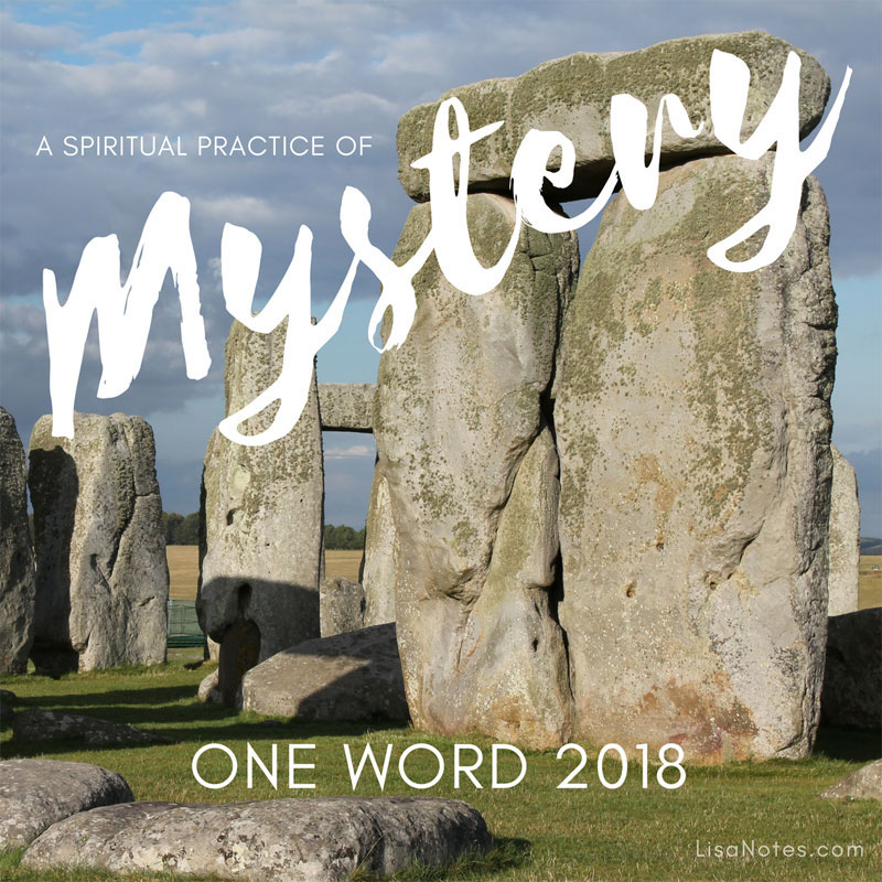 Mystery OneWord2018