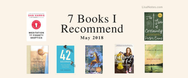 Books-Recommend-May-2018