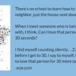 Love 30 seconds - Everybody Always Bob Goff