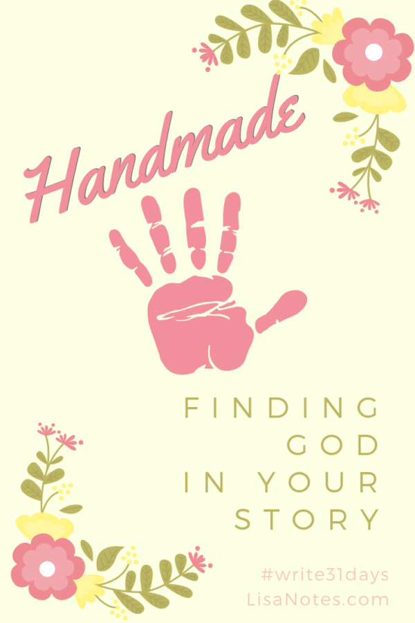 Handmade - Finding God in Your Story